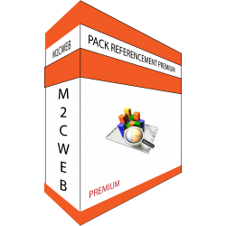 PACK REFERENCEMENT PREMIUM